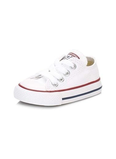 Converse Çocuk Ayakkabı Chuck Taylor All Star 7J256C Beyaz